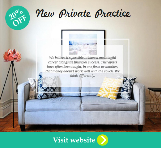 New Private Practice - 20% OFF Workshops!